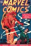 Компания Marvel Comics наряду с DC Comics является одним из крупнейших издателей комиксов. В 2009 году Marvel Comics была куплена The Walt Disney Company за $4,24 млрд. Главными героями первого выпуска Marvel Comics являются Человек-факел и Профессор Хорт