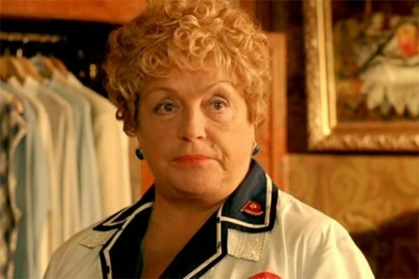 В 2006 году Федосеева-Шушкина сыграла в ностальгической комедийной мелодраме Юлия Гусмана «Парк советского периода».