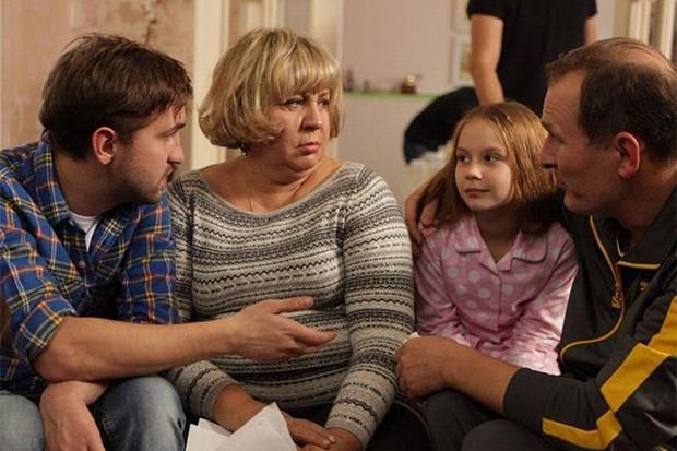Одним из самых успешных фильмов с участием Марины Голуб стала лирическая комедия «Мамы», в которой актриса исполнила роль в одной из новелл.