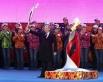 Официальный старт эстафете сочинского огня дал президент России Владимир Путин в минувшее воскресенье. Церемония состоялась на Красной площади, когда глава государства зажёг чашу олимпийского огня.