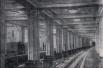 Станция метро «Александровский сад» в1935году.