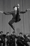 Выступление Ансамбля песни и пляски Советской Армии им. Александра Александрова. 1965 год.