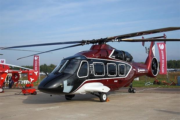 В 1992 году ОКБ «Камов» начало разработку многоцелевого вертолёта Ка-62. Эта машина проектировалась как гражданская версия Ка-60, в которой должны были сохраниться конструктивные особенности военной модели. Презентация вертолёта состоялась в 2012 году, а