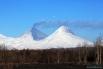 На этой неделе повышенную активность начал проявлять вулкан Ключёвская сопка.