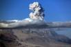 Чуть позже выбросы пепла произошли и на вулкане Шивелуч.