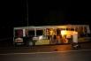20:00: на месте взрыва в автобусе работают специалисты МЧС и ФСБ