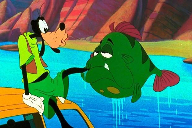 Ещё одним значимым персонажем The Walt Disney стал пёс Гуфи, вокруг которого выстроена сюжетная линия мультсериала «Гуфи и его команда». Этот персонаж очень полюбился детям и принёс компании большую прибыль за счёт продажи сувениров и аксессуаров с его из