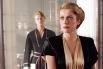 Известность в США актриса приобрела после фильма ужасов Тони Скотта «Голод», где сыграла одну из главных ролей – вампира Мириам Блэйлок. В картине также снимались Сьюзен Сарандон и знаменитый музыкант Дэвид Боуи. Фильм был номинирован на премию «Сатурн» и