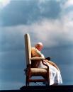 Иоанн Павел II в Онтарио, Канада. 28 июля 2002 года.
