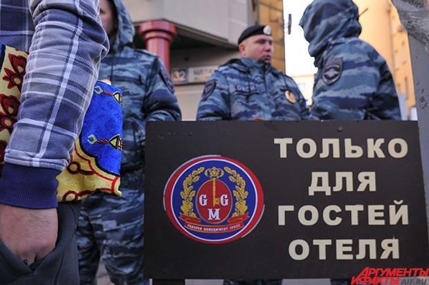 Согласно заявлению пресс-службы ГУ МВД России, будут задействованы около четырёх тысяч сотрудников полиции, военнослужащих внутренних войск и дружинников.