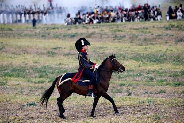 В общей сложности из 600 тысяч человек, принимавших участие в Битве народов, погибли около 120 тысяч, две трети которых были солдатами Наполеона.