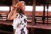 В 1967 году Катрин Денёв исполнила смелую роль Северины Серизи в драме Луиса Буньюэля «Дневная красавица», снятому по откровенному роману Жозефа Кесселя. Фильм получил восторженные отзывы критиков и премию «Золотой лев» в Венеции. Сама же актриса была ном