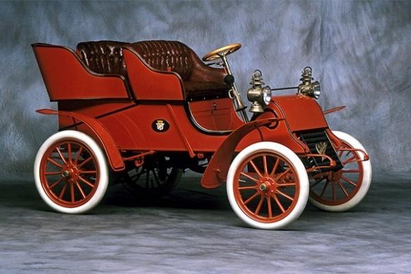 Cadillac Model A – тот самый автомобиль, представленный публике 17 октября 1902 года.