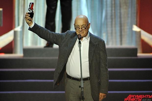 Претендентами в номинации «Нетерпимость года» стали Владимир Познер, Ирина Роднина и Дмитрий Киселёв, но ведущие церемонии и сам Познер решили присудить премию всем претендентам.
