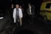 Позже, в ночь с 24 на 25 октября, в здание вошёл врач Леонид Рошаль, который полчаса осматривал заложников.