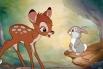 Главным хитом 40-х годов стал ещё один мультфильм The Walt Disney Company – «Бэмби». 72-минутный мультфильм в США собрал более $102 млн, а вместе с мировыми сборами принёс своим создателей почти $267,5 млн.