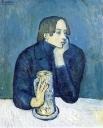 Первые работы Пабло Пикассо, нарисованные ещё в 20-летнем возрасте были далеки от сюрреализма – поначалу художника вдохновляли импрессионисты и окружавшая его атмосфера. Большим потрясением для Пикассо стало самоубийство его друга Карлоса Касагемаса. Карт
