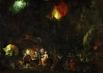 Среди картин Старых Мастеров вместе с картиной Питера Брейгеля Младшего также будет выставлено полотно его сына, Яна Брейгеля Старшего. «Искушение святого Антония», красочная вариация на тему призрачных миров, в некотором роде предвосхитившая появление сю