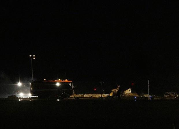 Позднее стало известно, что «Боинг-737» разбился при заходе на посадку в аэропорту Казани. В результате авиакатастрофы погибли все 50 человек, находившихся на борту лайнера.