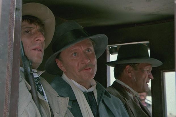 В конце 80-х Алла Сурикова сняла комедийный вестерн «Человек с бульвара Капуцинов» - в основу сюжета была заложена история становления коммерческого кинематографа на Диком Западе. Фильму сопутствовал значительный успех - его посмотрели свыше 50 млн зрител