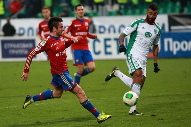 Не сможет проявить себя в Бразилии и действующий чемпион России Зоран Тошич, уже четвёртый сезон играющий за московский ЦСКА.
