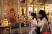 В нескольких храмах Татарстанской митрополии прошли заупокойные службы, а митрополит Казанский и татарстанский Анастасий призвал «священников и мирян оказать духовную и материальную помощь семьям пострадавших».