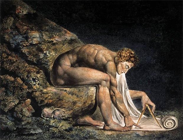 В тот же период Уильям Блейк сдружился с одним из основателей Национальной Галереи Джорджем Камберлендом, который высоко ценил картины художника. С этого момента Блейк стал одним из активных участников английских диссидентов того времени, проявив себя сто