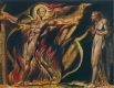 В 1804 году Уильям Блейк вернулся в Лондон и начал работу над написанием и иллюстрацией поэмы «Иерусалим», своей самой амбициозной работы, которую художник вёл на протяжении 16 лет. В начале этого периода Блейк организовал несколько выставок собственных р