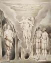 В детстве Уильям Блейк увлекался копированием античных греческих сюжетов, а работы Рафаэля, Микеланджело и Дюрера привили ему любовь к классическим формам. Впоследствии Уильям Блейк пошёл учиться живописи и в 21 год стал профессиональным гравёром. Затем о