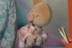 Трио звёздных ведущих передачи «Спокойной ночи, малыши!» вместе со Степашкой и Филей составляет известный поросёнок Хрюша. Он пришёл в передачу позже своих коллег и первый эфир провёл в середине февраля 1971 года. Известен тем, что не питает симпатий к Ан