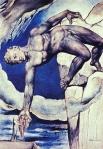 Уильям Блейк умер 12 августа 1827 года в Лондоне. В этот день, по словам супруги, он работал над иллюстрациями к «Божественной комедии», после чего решил прерваться и написал её портрет, который, впрочем, до наших дней не сохранился. После смерти самой Кэ