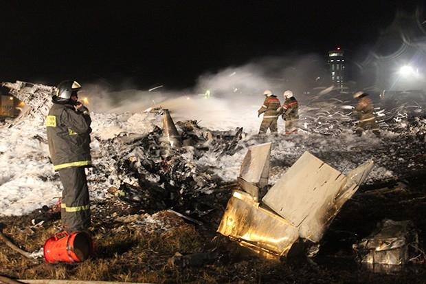 По факту катастрофы возбуждено уголовное дело по части третьей статьи 263 «Крушение воздушного судна».