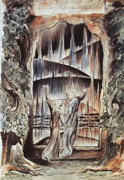Однако даже эти семь работ были удостоены публикой восхищения. «Мастерство художника проявилось в том, что он сумел воссоздать уникальную атмосферу каждого из трёх «миров», по которым скитается герой», - писали критики. Поскольку Блейк не успел завершить