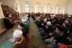 Молитву за души погибших в мечети Марджани прочитал председатель ДУМ РТ Камиль хазрат Самигуллин.