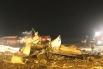 Среди 50 жертв крушения оказались старший сын главы республики Ирек Минниханов, глава ФСБ РФ по Татарстану Александр Антонов, а также супруга спортивного комментатора Романа Скворцова Эллина.