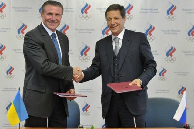 По окончании спортивной карьеры Бубка в период с 2002 по 2006 годы был народным депутатом Верховной рады Украины, а в 2010 году стал внештатным советником президента Украины Виктора Януковича.