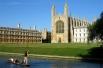 Кембриджский университет, основанный в 1209 году, является вторым в Великобритании. Этот вуз вырос из собрания ученых людей города Кембридж, которые ранее покинули Оксфорд из-за скандала, связанного с убийством местной жительницы, совершенном студентом. О