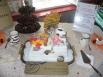 А у этого торта гости фестиваля загадывали желания. Ведь и название у него соответствующее: «По щучьему велению». Привезли это кондитерское чудо из Котласа, во время пути, по словам поваров, берегли, как драгоценность. Кстати, жюри конкурса это оценило, к
