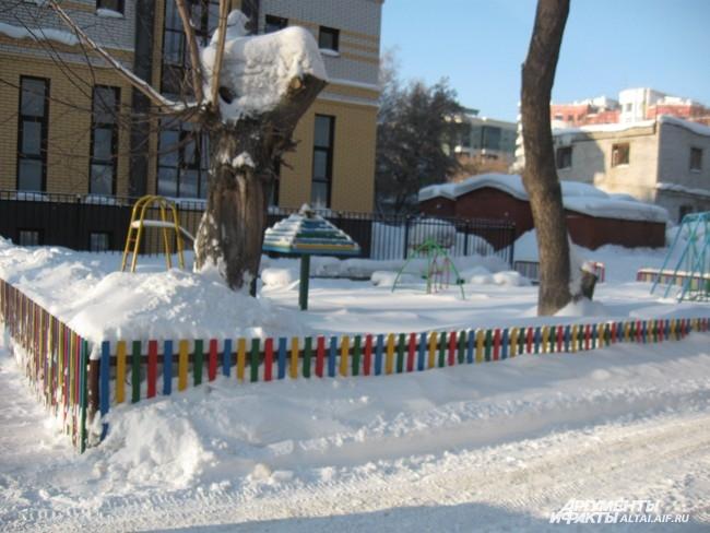 Двор, в котором вырос Виталий Седухинский