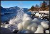 Волна за волной. Телецкое озеро