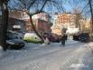 Припарковаться возле дома по ул. Интернациональной было сложно