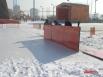 Главная площадь Владивостока лишь пробное место для установки нового катка. За время его эксплуатации, специалисты оценят все качества покрытия, влияние рельефа и прочее