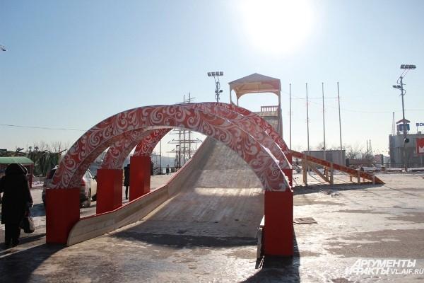 Центральная площадь Владивостока