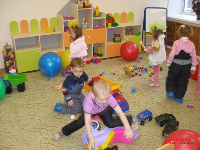Многие малыши уже оценили все радости пребывания в безопасном, тёплом и уютном детском саду