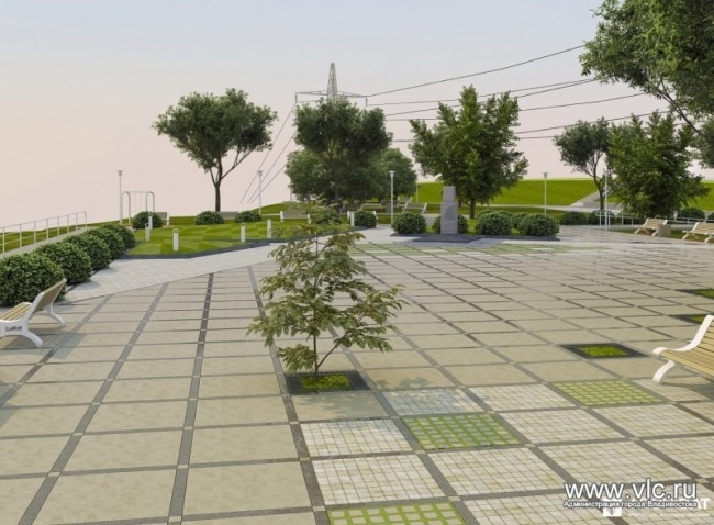 Проект реконструкции сквера имени Анны Щетининой