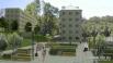 Проект реконструкции сквера в районе улицы Овчинникова, 18-20