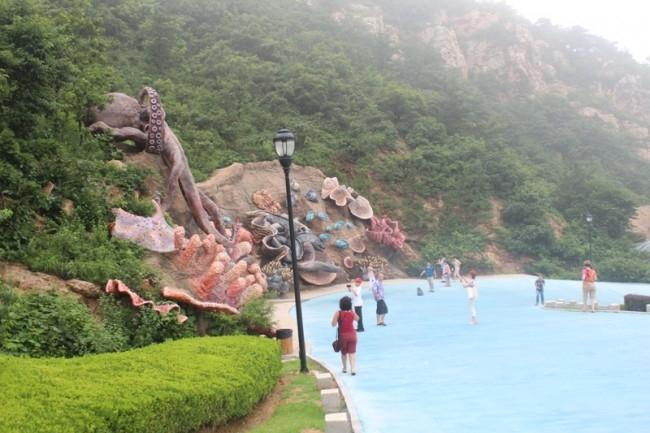 Парк Мелодия моря