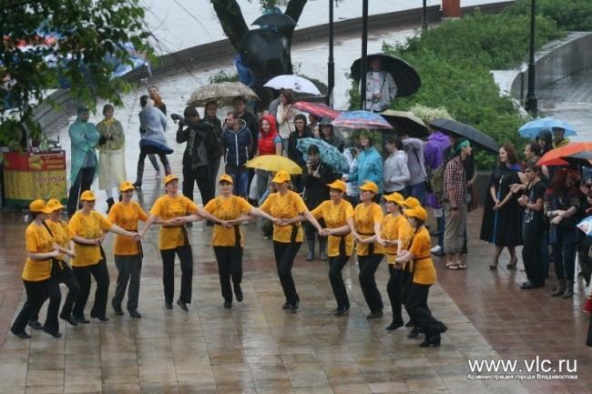 На набережной Спортивной Гавани 20 июля состоялся второй этно-фестиваль «Восточные лета».