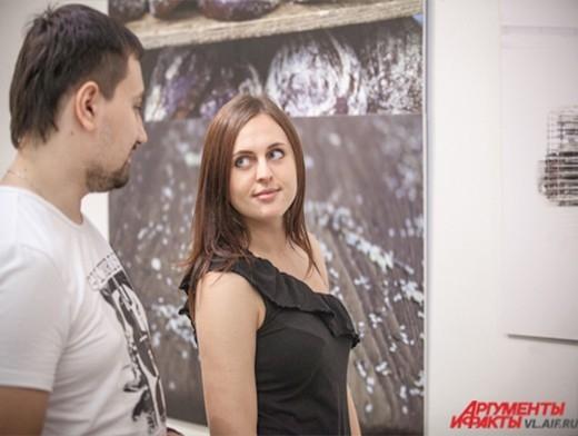 На выставке можно встретить интересных людей