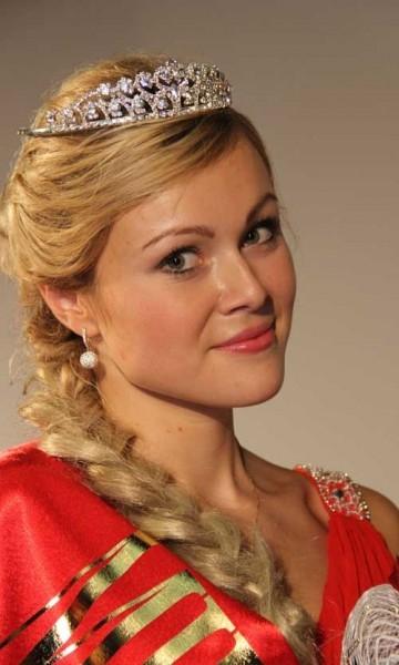 «Мисс УИС-2012» Екатерина Капустина